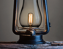 Edison Lantern