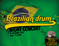 Brazilian Drum Night Concert