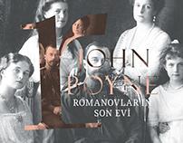 John Boyne / Romanovlar'ın Son Evi