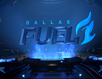 Dallas Fuel Graphics Package