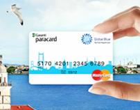 MasterCard / Global Blue Card
