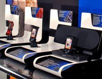 Sony Walkman Display