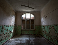 Abandoned Hospital #1