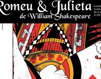 cartaz Romeu e Julieta