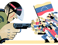 Apocalyptic violence looms over Venezuela - NYTimes