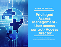 Privileged Access Management - User access control - Ac