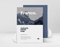 FRANCE Interior Design Portfolio