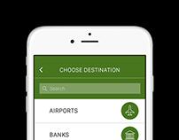 GPS Maps app