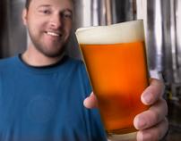 Craft Beer Ad Series