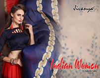 Indian Women by Jivanya Sarees