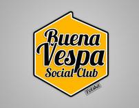 Grafika - Buena Vespa Social Club