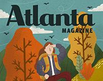 Atlanta Magazine Illustrations