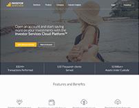 Investor Services Website