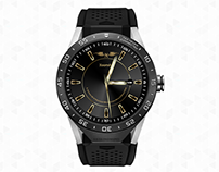 Royal Watchface for Android Wear by XoomArt on Facer