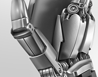 Huawei - Machine Hand