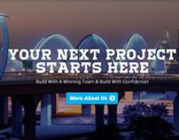 Arcadian Website Template Design for HubSpot