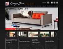 Website design | Evaya Deco