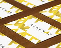 Rebrand - ATHENAS