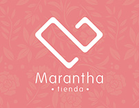 Rediseño Logo Marantha