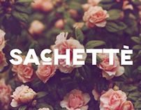 SACHETTE. Branding & Packaging