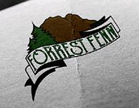 Forrest Fenn - Logo Design