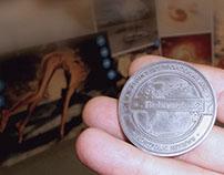 Thanks for Behance Appreciation Award Coin