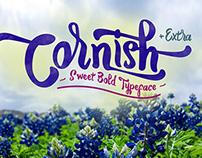 Cornish - Sweet Bold Typeface + EXTRA