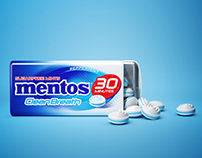MENTOS MINTS | CGI ANIMATION