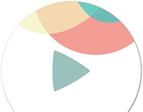 Live streaming app mock-ups