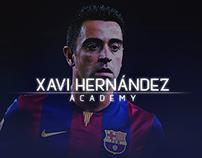 Xavi Hernández Academy
