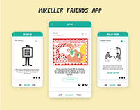 Mikeller Friends App