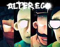 Alter Ego (Short Animation)