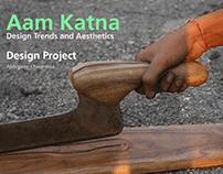 Aam Katna - Design Project