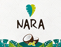 NARA // Identidad Visual