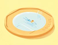 MoneySmart Editorial Illustrations