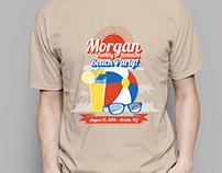 Morgan Family Reunion T-Shirts