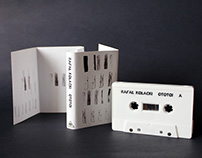 Rafał Kołacki tape cover design