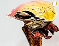 Creature Design - The KRAB