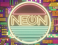NEON RetroFest Promo