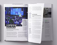 Revista do Prêmio Exportação- Diagramação