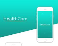 Healthcare App - Ui/Ux Design - iOS