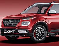 2020 Hyundai Venue N