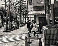 OSAKA 6 (Monochrome) Re-edited.