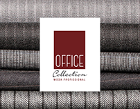 Redesign da marca Office Collection Moda Profissional
