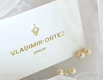Vladimir Ortez Jewelry Identity and Webdesign