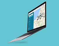 De Slaapraad - Webdesign