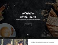 Karpathia Restaurant Theme
