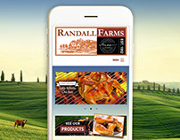 Randall Farms Website
