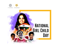 National Girl Child Day, Image Manipulation