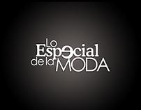 Lo Especial de la Moda | Logo - Publicidad | 2011